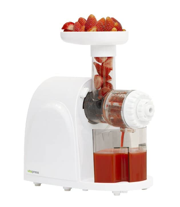 Big Boss Heavy-Duty Masticating Slow Juicer