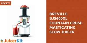 Breville BJS600XL Review