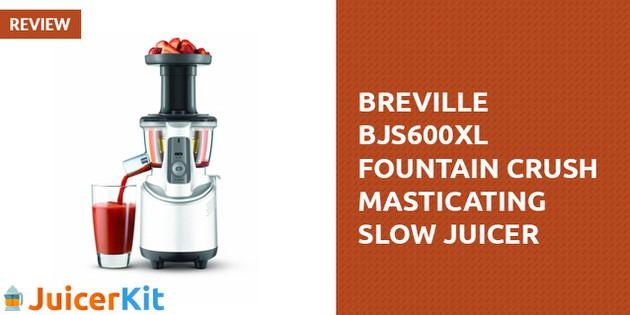 Breville BJS600XL Review