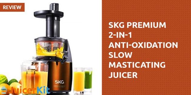 SKG Premium 2-in-1
