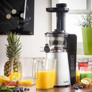 VonShef Digital Slow Masticating Juicer Review