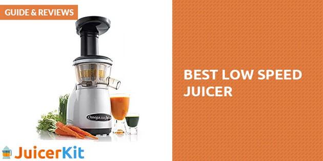 best low speed juicer