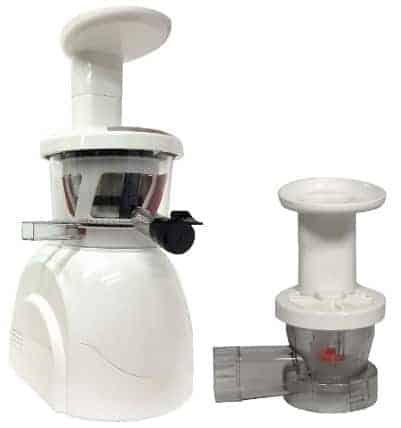 Nutriteam HD-7700 Low Speed Juicer