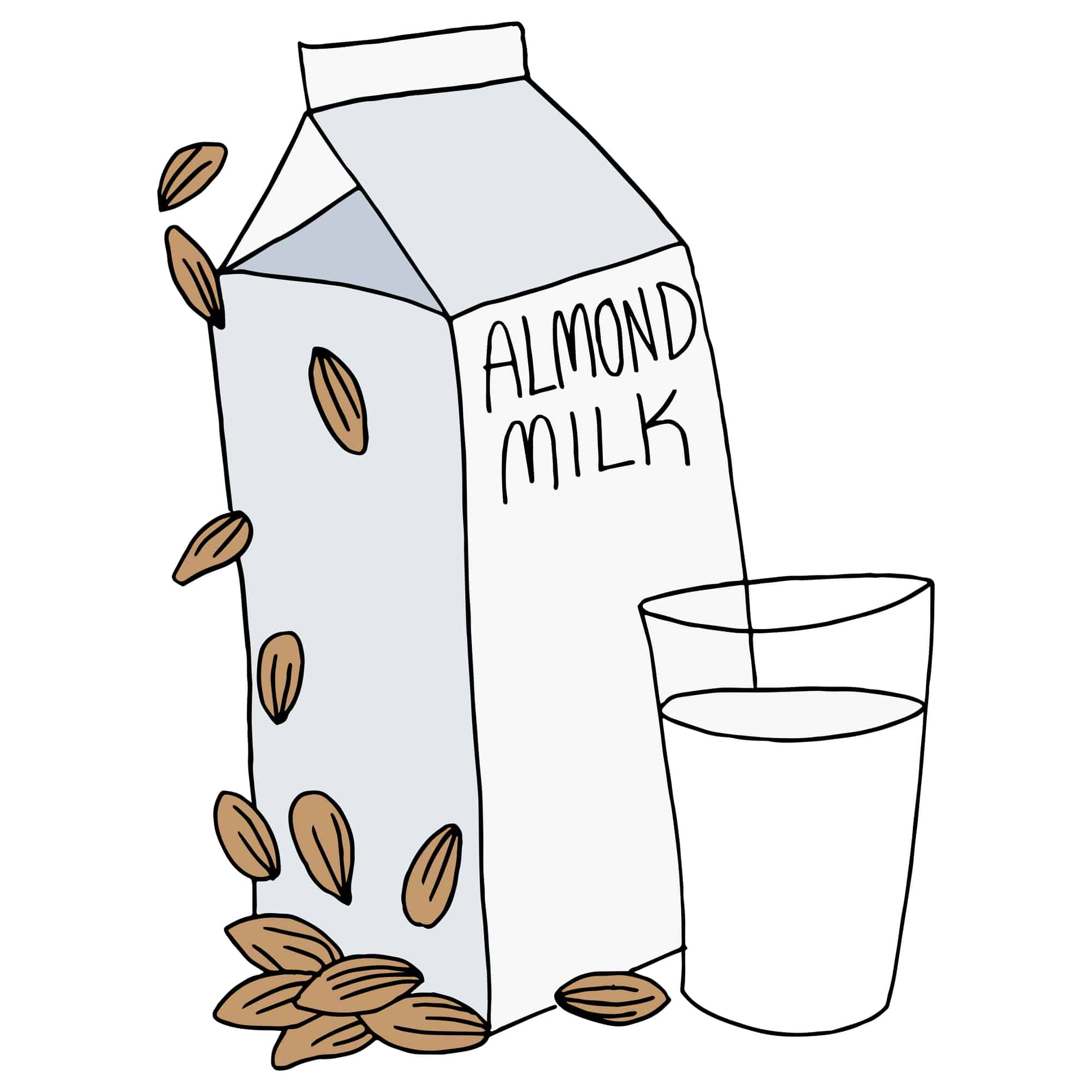 Can You Freeze Almond Milk: What You Need to Know