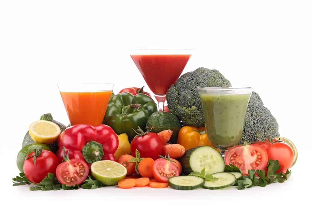 better nutrition by juicing