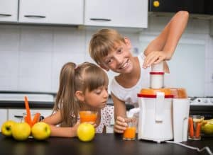 simple fruit juices